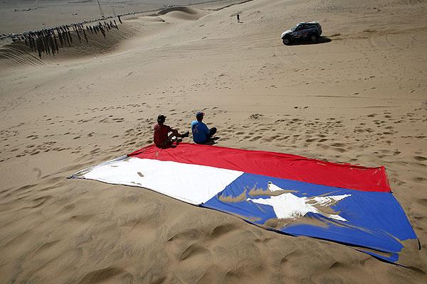 Oficializan que Dakar no pasará por Chile porque