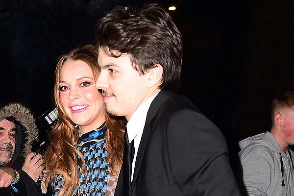 Lindsay Lohan fue agredida por su pareja en Londres, pero su relación sigue en pie