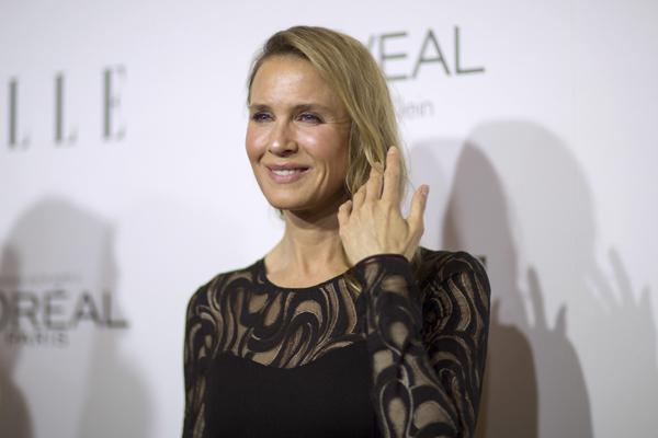 Renée Zellweger se refiere a su cambio de imagen y asegura que no tiene interés en cirugías