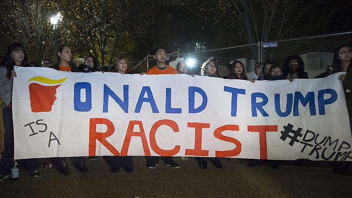 La ola de intolerancia que recorre Estados Unidos tras la victoria de Donald Trump