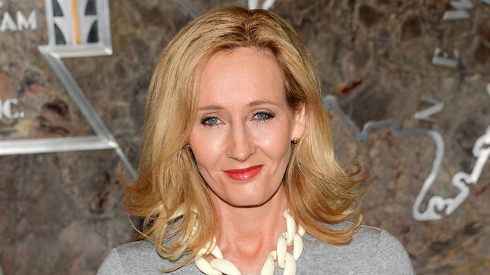 J.K. Rowling niega una posible adaptación cinematográfica de la obra