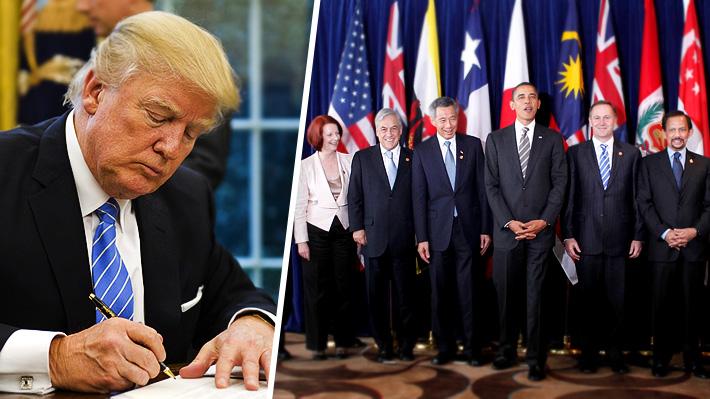 TPP sin Estados Unidos: La relación comercial de la primera economía con los demás miembros