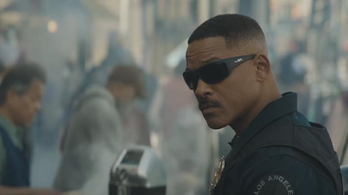 Will Smith se convierte en policía de un mundo sobrenatural en nueva película original de Netflix