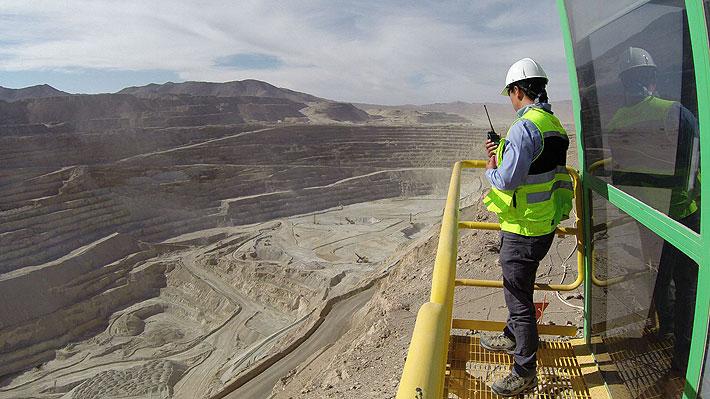 ¿Efecto Escondida? Mineras aceleran automatización impulsadas por huelgas
