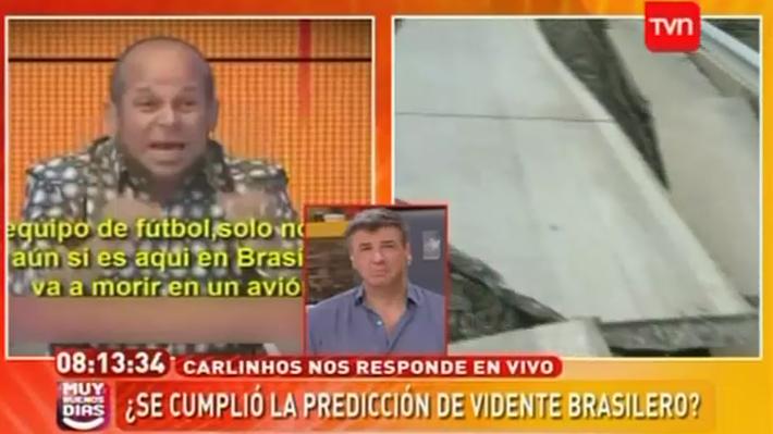 CNTV multa a TVN por pronóstico de
