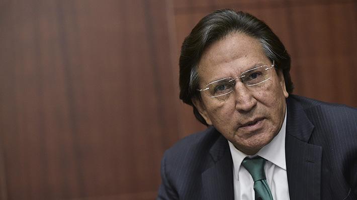 Perú: Presentan segunda solicitud de detención contra ex Presidente Alejandro Toledo