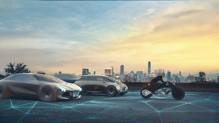 Video: El futuro de la movilidad según BMW