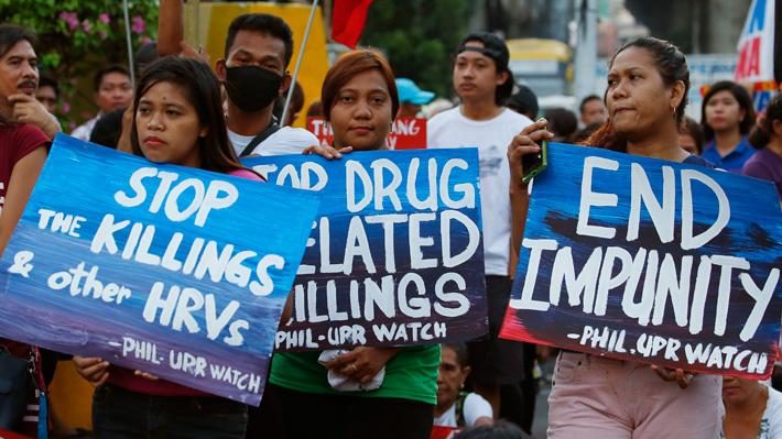 Activistas cifran en al menos 8 mil los muertos en