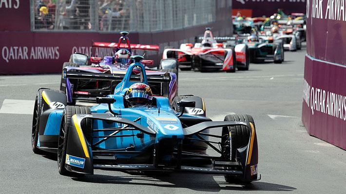 Qué es y cómo se corre la Fórmula E, el campeonato motor que albergará Chile a partir de 2018