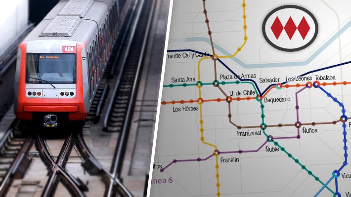 Así será la nueva Línea 7 del Metro que dejará a Santiago en el