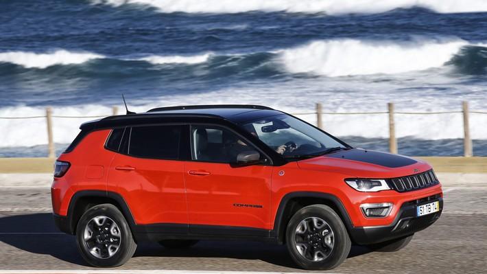 Nuevo Jeep Compass: listo para domar tierras salvajes