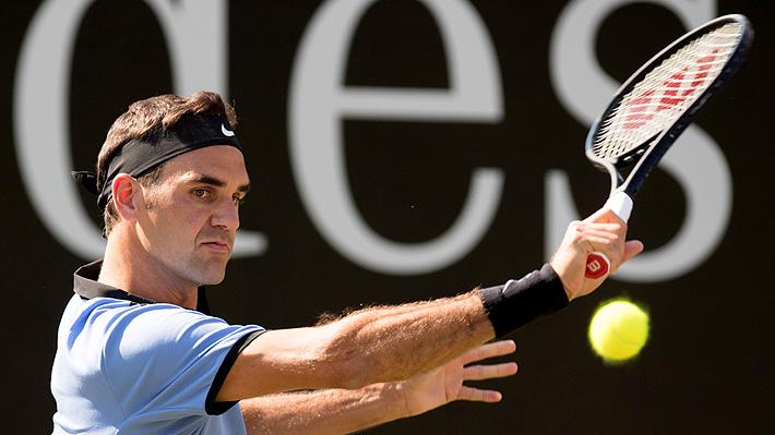 Sorpresa total: Después de 72 días, Roger Federer tuvo un amargo regreso al circuito de la ATP