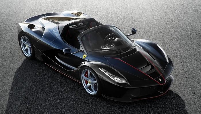 Ferrari se negó a vender un súper auto a un coleccionista