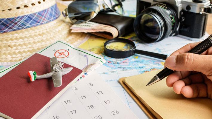 Ya es tiempo que comiences a organizar tus próximas vacaciones