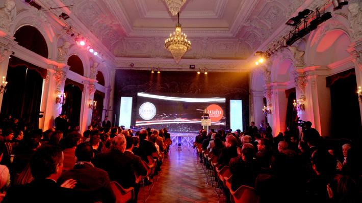 Vino chileno obtiene el máximo galardón en el concurso más importante de Latinoamérica