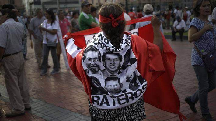 Perú: Todos los ex presidentes electos desde 1985 han sido salpicados por casos de corrupción