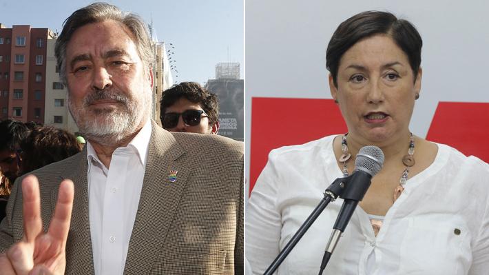 Cadem: Alejandro Guillier acorta distancia con Beatriz Sánchez en la carrera a La Moneda