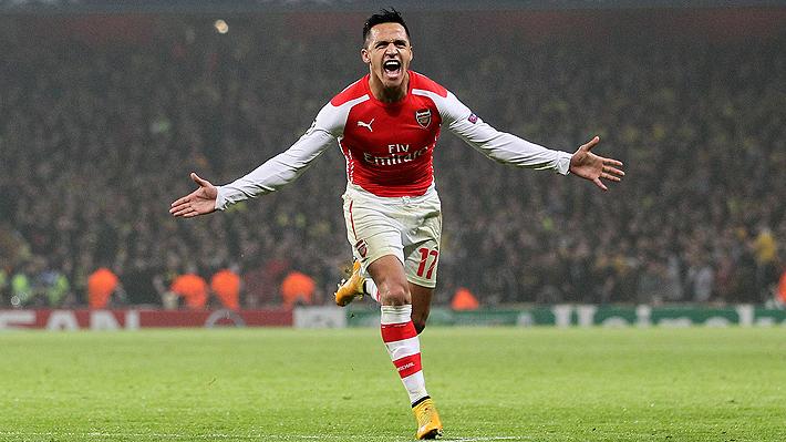 El estratosférico sueldo semanal que le ofrecería Arsenal a Alexis Sánchez para evitar su posible partida