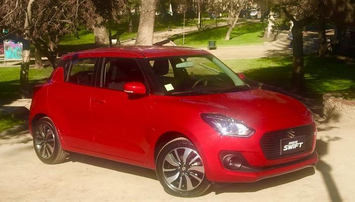 Suzuki presenta la reinvención del Swift en Chile
