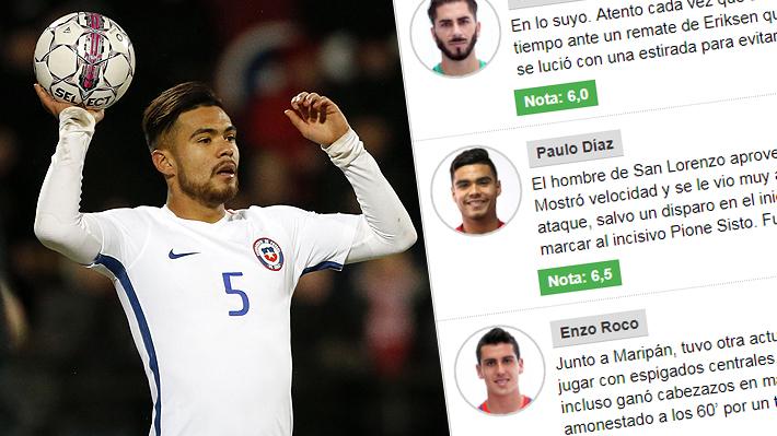 Paulo Díaz y Herrera los más destacados: Repase el uno a uno del empate sin goles de la