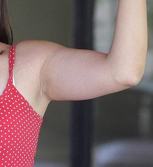 Como bajar de peso los brazos y la cara