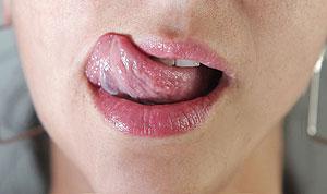 Borde de la lengua