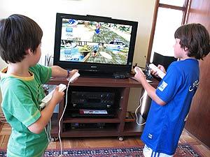 Juegos Wii No Hacen Que Los Ninos Hagan Mas Ejercicio Emol Com