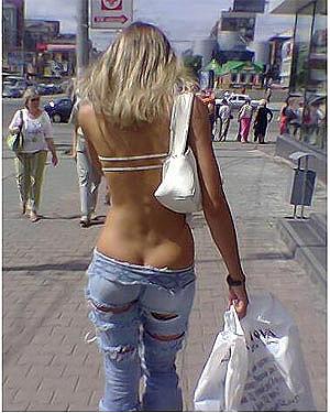 A Usar Una Ciudad Prohíben Mujeres Caídos Las Los De Pantalones En 1KuTl3JcF