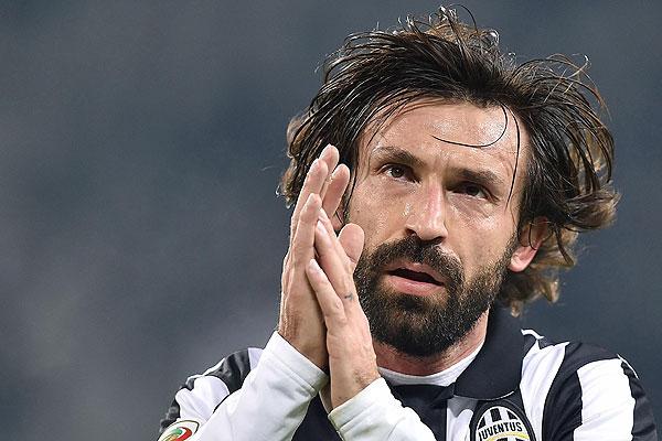 La Juventus de Arturo Vidal oficializa la partida del volante Andrea Pirlo 89807791ddbc4