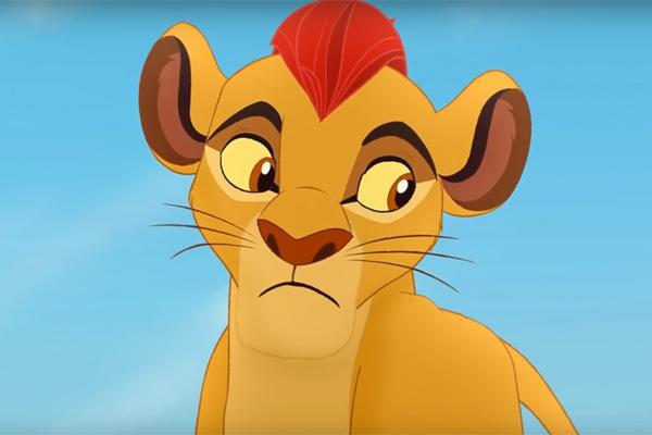 Disney Channel Presenta A Kion El Hijo De Simba Y Nala Emol Com