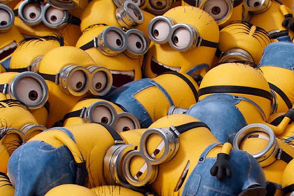 La película sobre los personajes amarillos de