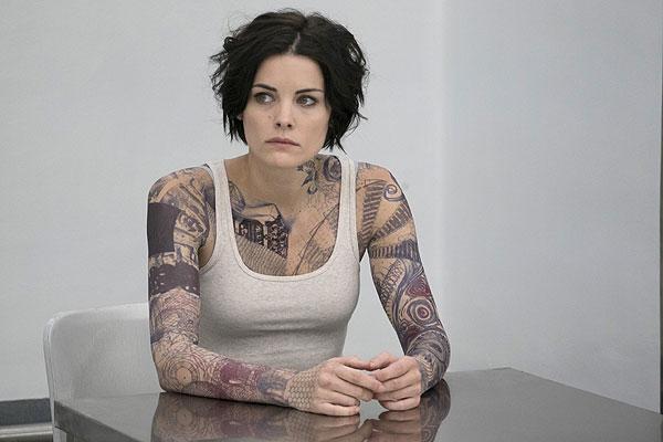 Jane tiene nuevos tatuajes