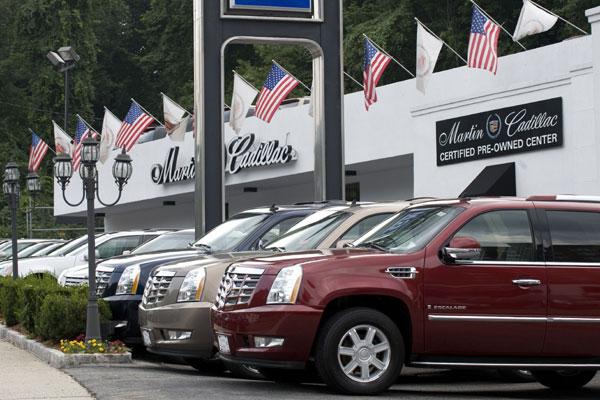 Ventas De Autos En Estados Unidos Se Encaminan Hacia Un Nuevo Record