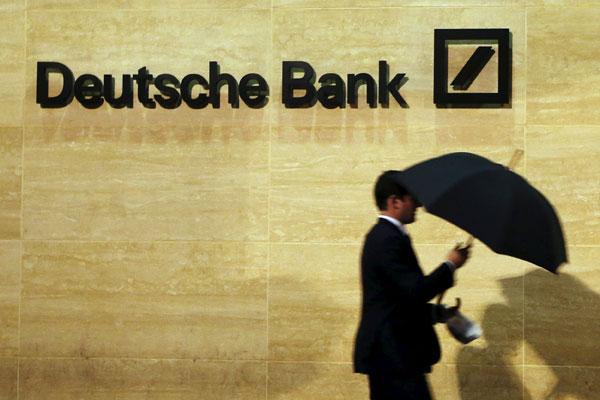 Próxima Importante Económica Recesión Banco La Podría Alemán Detonar trBsQhCdx