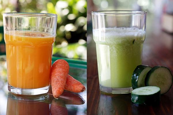 dieta desintoxicante con jugos