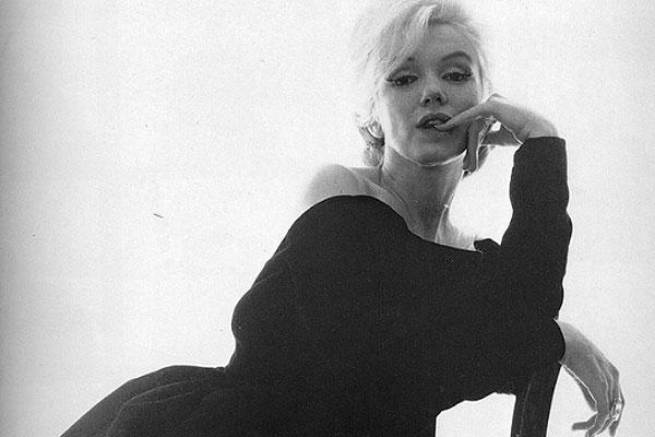 La última e íntima sesión de fotos de Marilyn Monroe que