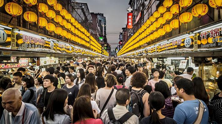 Taiwán se abre al turismo con toda su gastronomía y naturaleza | Emol.com