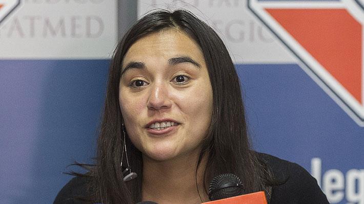 Izkia Siches, de dirigente estudiantil a la primera mujer presidenta del Colegio Médico