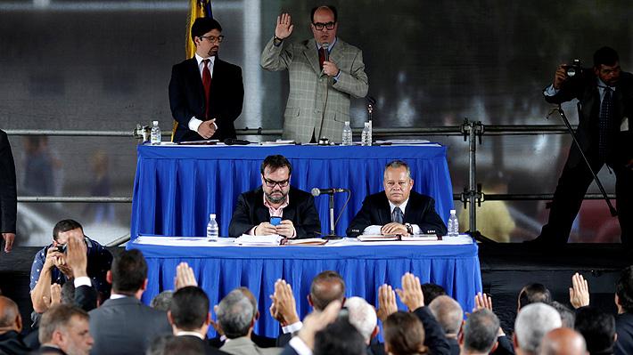 Parlamento venezolano nombra un Tribunal Supremo de Justicia paralelo