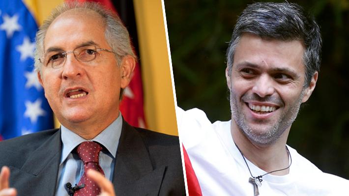 """Casos López y Ledezma: Las historias de los dos """"presos políticos"""" más emblemáticos de Venezuela"""