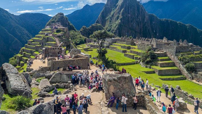 Machu Picchu no quiere que el turismo sea su nueva amenaza