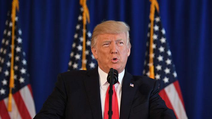 """Trump condena atropello masivo en manifestación: """"El odio y la división deben detenerse ahora"""""""