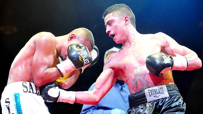 """Miguel """"Aguja"""" González, el """"chiquitito que pega como un gigante"""" que está cerca de hacer historia para el boxeo chileno"""