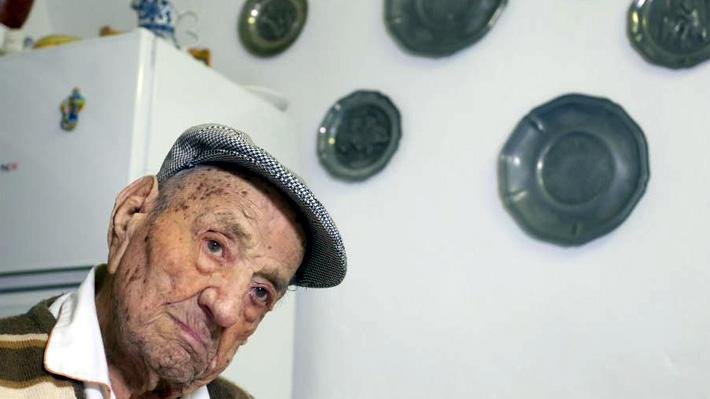 """Revelan quién es el hombre más longevo del mundo: """"Como yo no hay nadie"""""""