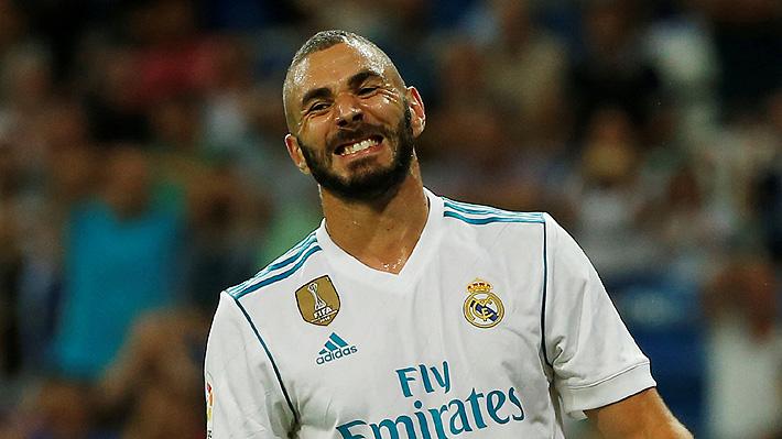Portazo para Benzema en la selección francesa: DT lo deja fuera de la nómina porque antepone el interés del equipo