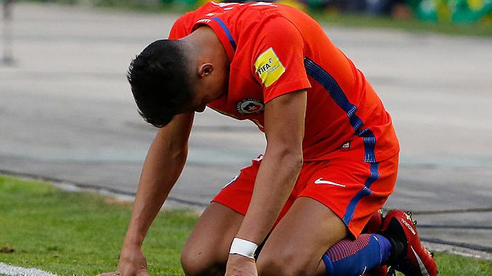 Chile sigue en picada, pierde ahora con Bolivia y el Mundial de Rusia está cada vez más lejos