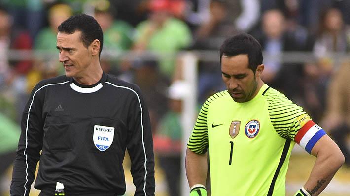 El tuit de la empresa de Jaime Valdés que molestó a Claudio Bravo tras la derrota ante Bolivia