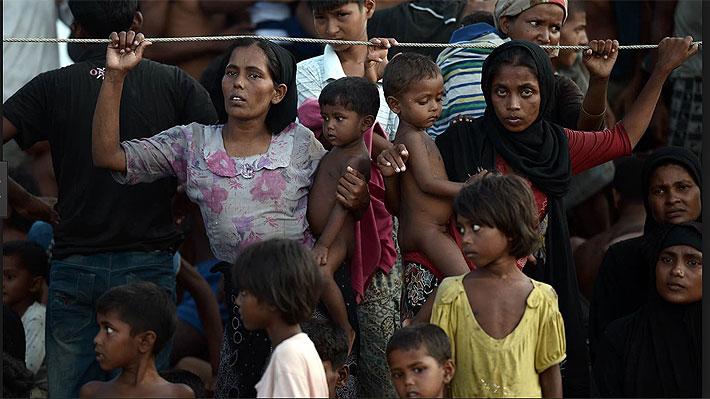 """Investigadores de la ONU demandan acceso """"ilimitado"""" a Myanmar por crisis de los rohinyas"""