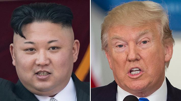 """Trump trata de """"demente"""" a Kim Jong-un y afirma que """"será puesto a prueba como nunca antes"""""""