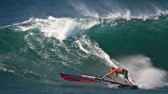 Chile será por primera vez sede mundial del Internacional Windsurf Tour
